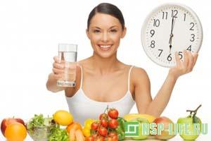 Питание и водный режим для здоровья кишечника